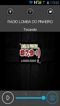 RADIO LOMBA DO PINHEIRO poster