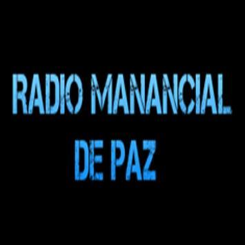 Rádio Manancial De Paz poster