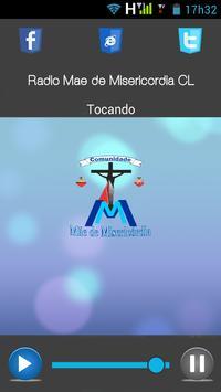 Rádio Mãe de Misericórdia apk screenshot