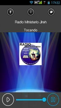 Radio Ministerio Jireh screenshot 2