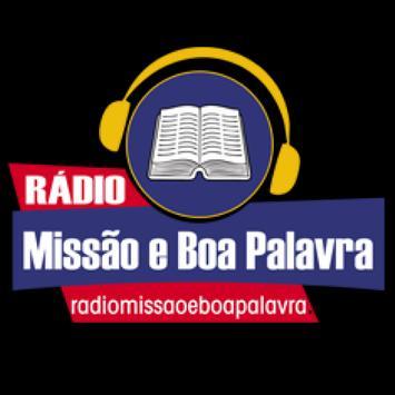 Rádio Missão e Boa Palavra poster