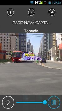 Rádio Nova Capital screenshot 1