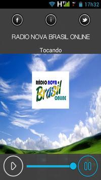 RÁDIO NOVA BRASIL ONLINE poster