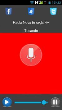 Rádio Nova Energia FM Itaguai apk screenshot