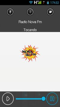 Rádio Nova Fm Cantu poster