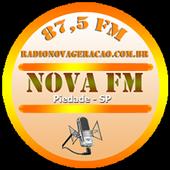 Icona Rádio Nova FM Piedade