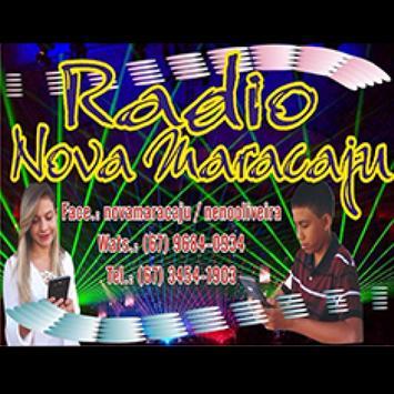 Rádio Nova Maracaju apk screenshot