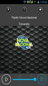 Rádio Nova Nacional screenshot 1