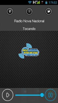 Rádio Nova Nacional apk screenshot