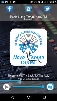 Rádio Novo Tempo 105,9 FM apk screenshot