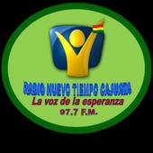 Radio Nuevo Tiempo Cajuata icon