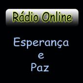 Rádio Online  Esperanca e Paz icon