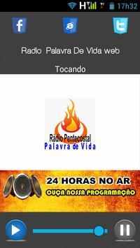 Radio Palavra De Vida apk screenshot