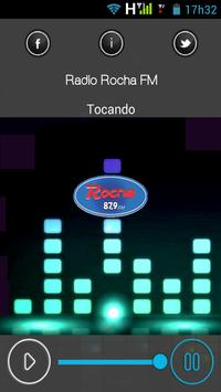 Rádio Rocha FM screenshot 1