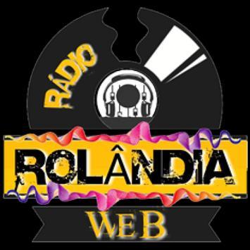 Rádio Rolândia Web apk screenshot