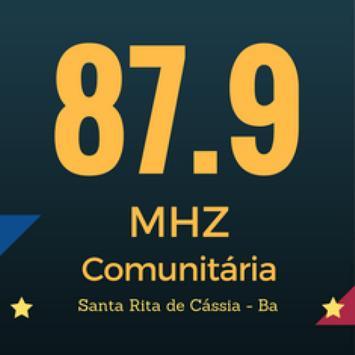 Radio Santa Rita FM poster
