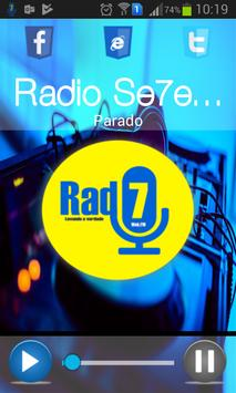 Radio Se7e FM apk screenshot