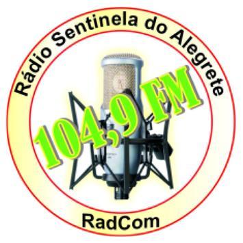 Rádio Sentinela FM 104 apk screenshot