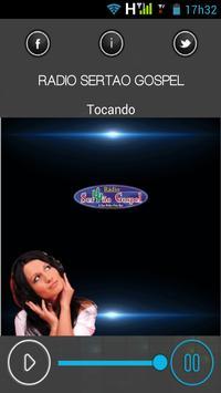 Radio Sertao Gospel apk screenshot