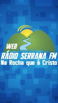 Rádio Serrana poster