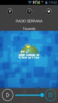 Rádio Serrana apk screenshot