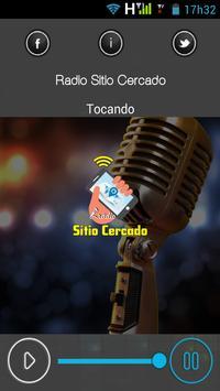 Rádio Sítio Cercado poster