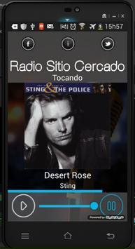 Rádio Sítio Cercado apk screenshot