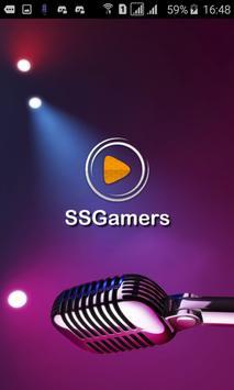 Radio SSGamers apk screenshot