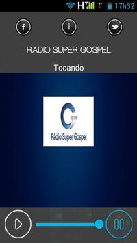 RÁDIO SUPER GOSPEL apk screenshot