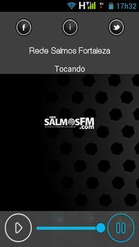 Rede Salmos Fortaleza poster