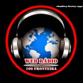 Web Radio 100fronteira icon