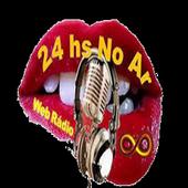 Web Rádio 24hs no Ar. icon
