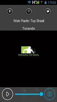 Web Rádio Top Brasil poster