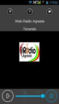 Web Rádio Agreste apk screenshot