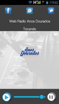 Rádio Anos Dourados screenshot 1
