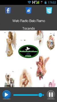 Web Radio Belo Ramo screenshot 1