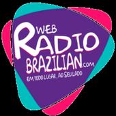 web Radio Brazilian icon