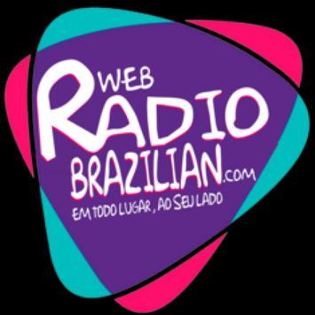 web Radio Brazilian poster