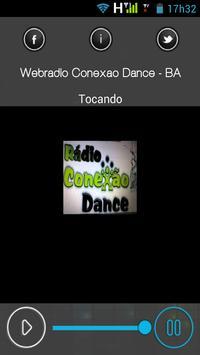 Webradio Conexão Dance - Salvador - BA poster