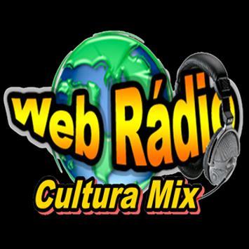 Web Radio Cultura Mix poster