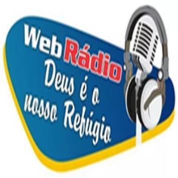Web Rádio Deus é o Nosso Refúgio poster