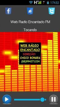 Web Rádio Encantado FM poster