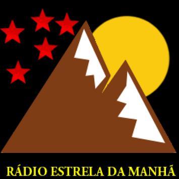 Web Rádio Estrela da Manhã.com screenshot 1