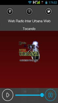 Web Rádio Inter Urbana Web apk screenshot