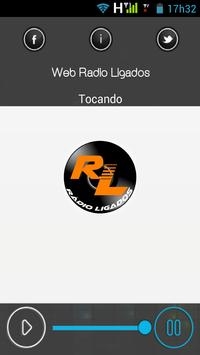 Web Radio Ligados apk screenshot