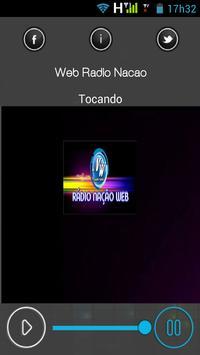 Web Rádio Nação screenshot 1