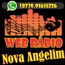 Web Rádio Nova Angelim APK