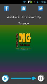 Web Rádio Portal Jovem Mg apk screenshot