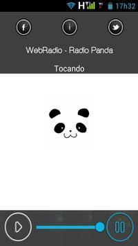 WebRádio Panda poster
