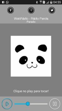 WebRádio Panda screenshot 1